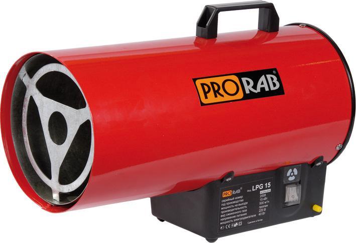 пушки Prorab LPG15
